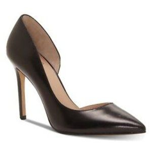 INC Womens Kenjay Leather Pointed Toe